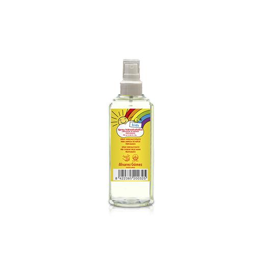 Spray hidroalcohólico Alvarez Gómez infantil perfumado 90ml